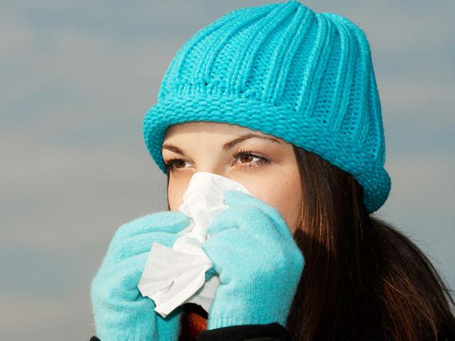 Цинк при простуде