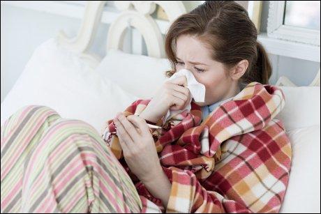 Как узнать — грипп или простуда?