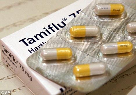 Эксперты заявили — информация, распространяемая о Tamiflu как о средстве против гриппа неверна