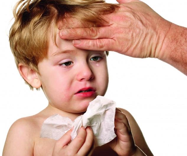 Защита малышей от гриппа