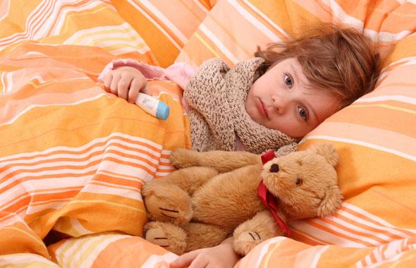 Антибиотики не могут справиться с гриппом