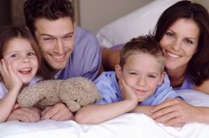 Дети в семье, как прививка от гриппа