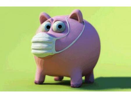 Свиной грипп не дремлет