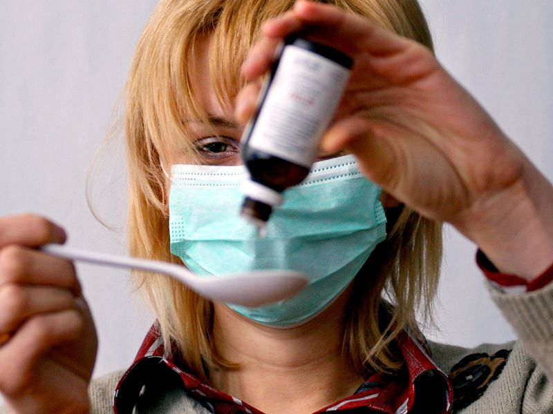 Берегитесь неправильного лечения гриппа!