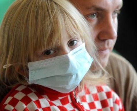 Дети беззащитны перед гриппом