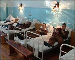 Военные тоже не устояли перед простудой