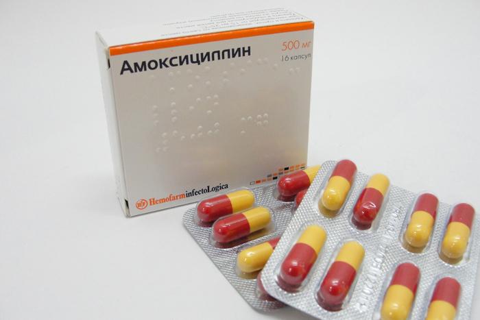 Один из антибиотиков выбыл из борьбы с воспалением верхних дыхательных путей