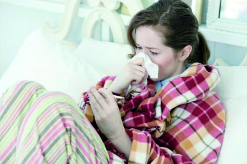 Организм человека может самостоятельно бороться с сезонной простудой