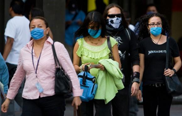 Причинами эпидемий гриппа становятся сами люди