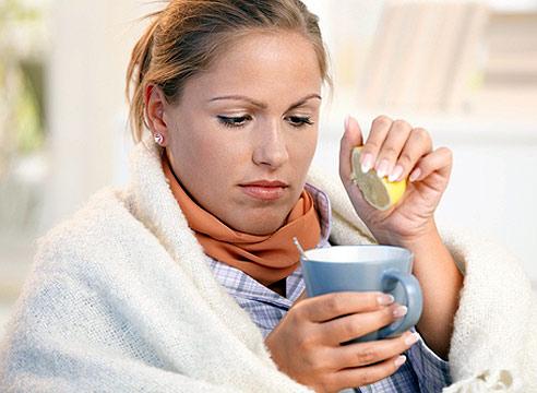 При простуде нужно держать ухо в остро и не паниковать
