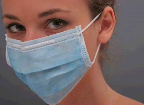 Была доказана эффективность медицинской маски во время гриппа