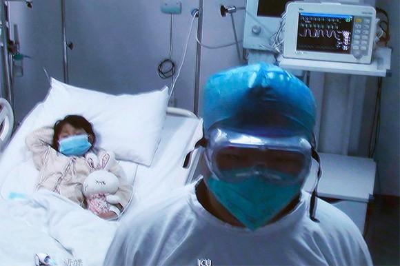 Китайский грипп увеличил темп