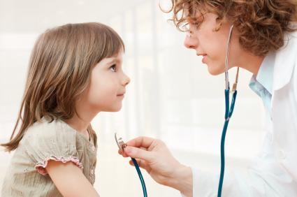 В городской квартире или в городском детском саду дети рискуют стать жертвой пневмонии
