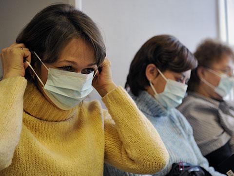 Питер отработал защиту против птичьего гриппа
