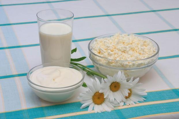 Кисломолочные продукты причисли к противогриппозным средствам