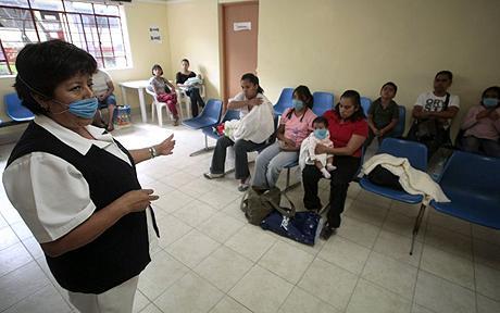 Венесуэла тревожит сообщениями о свином гриппе
