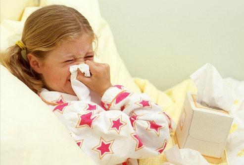 С простудой нужно держать ухо востро