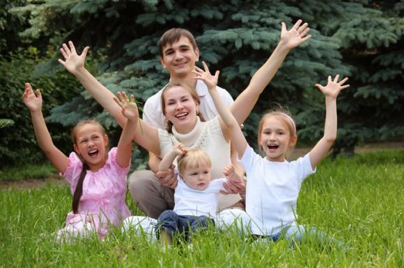 Ученые доказали, что дети это не только смысл жизни любого взрослого, но и защита от болезней