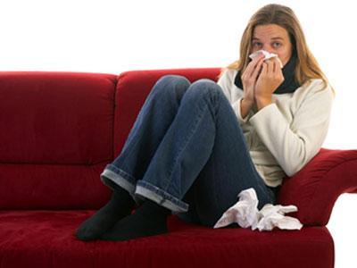 С первыми проявлениями простуды нужно бороться по тибетски