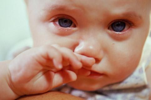 От чего возникает дерматит у детей? Основные причины