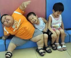 Недетский размер или ребенку пора худеть
