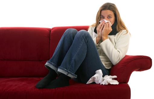 Стоит ли задумываться о простуде летом