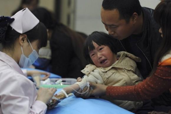 В Китае открыт сезон птичьего гриппа H7N9 – заболел ребенок