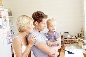 Родители и их дети