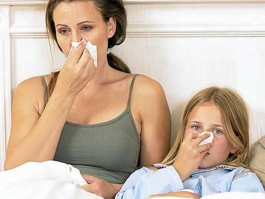 Правила поведения в сезон простуды
