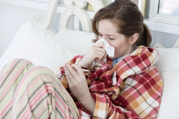 Защищаться от простуды придется до мая