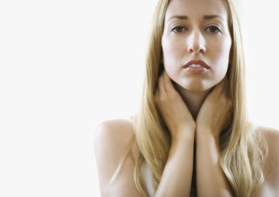 Опухание желез. Советы и проверенные способы народной медицины против заболевания