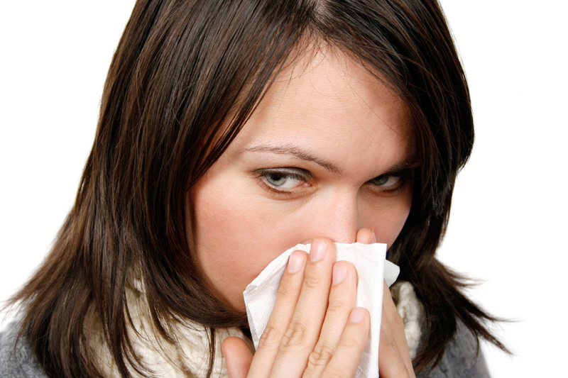 Виды осложнений гриппа