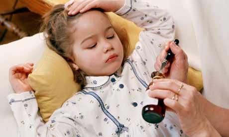 Как побороть простуду у детей без усилий?