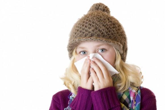 Простуда повышает риск детского инсульта