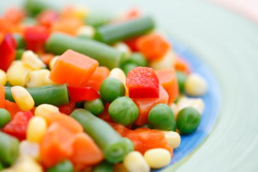 Здоровая диета принесет пользу иммунитету в старости