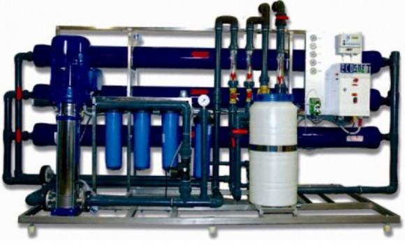 Фильтрация воды в промышленном сегменте с помощью инновационных технологических решений ECOFILTER