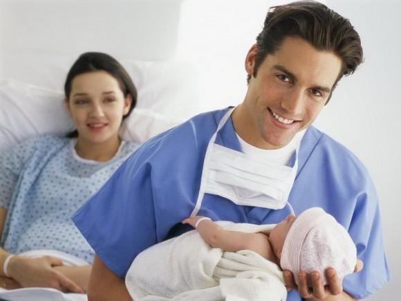 Роды в США, только лучшие условия