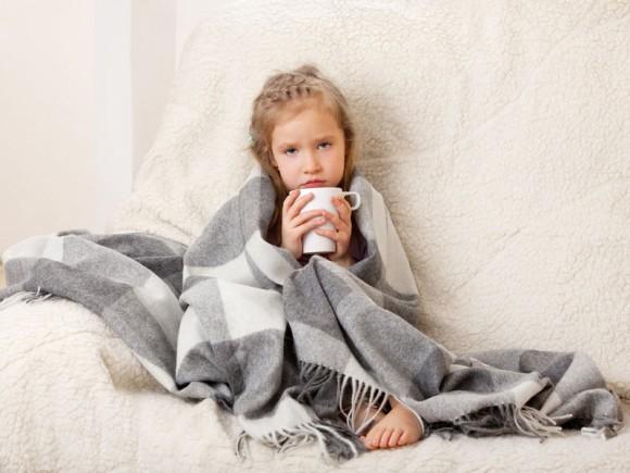 Как вылечить простуду у ребенка быстро