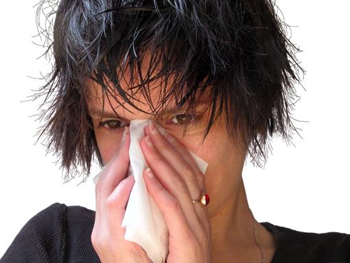 В Петербург идет коварный грипп