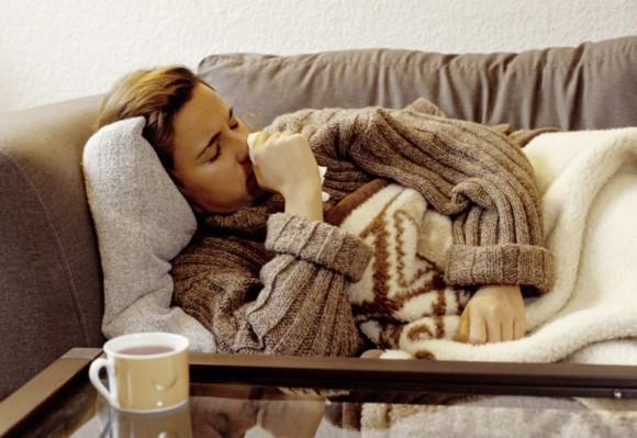 Свердловскую область атакует грипп