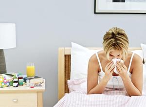 Ждем грипп раньше обычного?