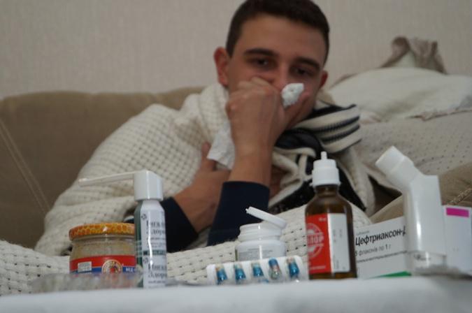 Грипп: симптомы, профилактика, лечение