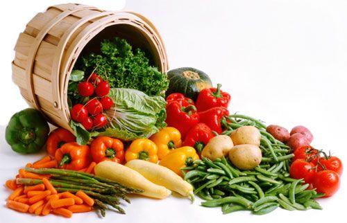 Что нам полезно, в овощах и фруктах
