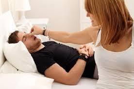 Заложенность носа во время сна