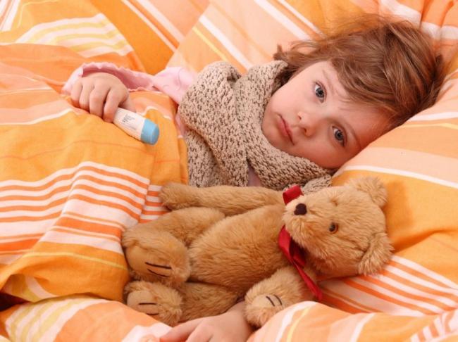 Диета облегчит симптомы гриппа
