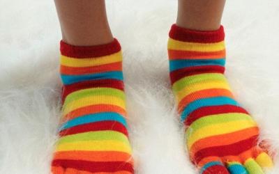 Теплые носки и теплый нос помогут предотвратить грипп и простуду