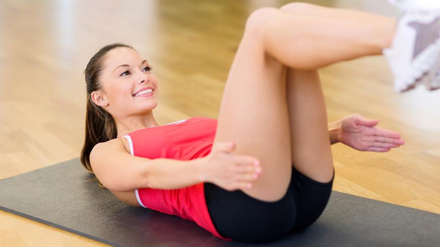 Фитнес помогает противостоять простуде