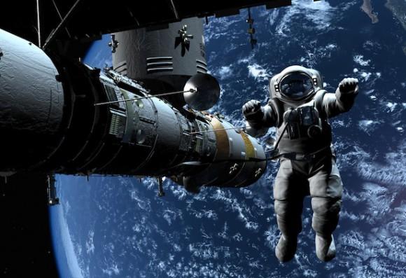 Нахождение в космосе ускоряет старение иммунной системы