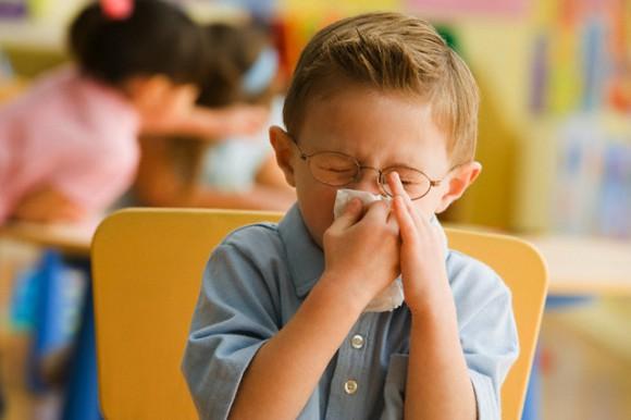Кашель и насморк у детей: лечение