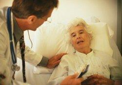 В этом году в США удар эпидемии гриппа пришелся в основном по старикам